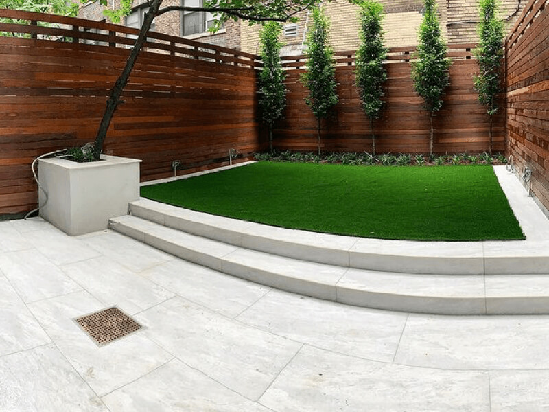 NYC Terrace Remodel
